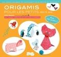 Didier Boursin - Origami pour les petits - Dès 6 ans. Avec 150 stickers !.