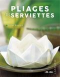 Didier Boursin - Pliages de serviettes.
