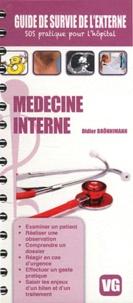 Didier Bronnimann - Médecine interne.