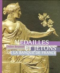 Didier Bruneel - Médailles et jetons de la banque de France et des banques associées.