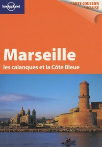Didier Buroc et Isabelle Ros - Marseille les calanques et la Côte Bleue.