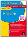 Didier Cariou et Charles Mercier - Histoire CRPE - Epreuve orale d'admission.