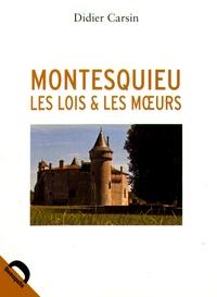 Montesquieu, les lois et les moeurs.pdf