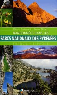 Galabria.be Randonnées dans les parcs nationaux des Pyrénées - France - Espagne Image