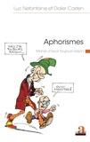 Didier Castenholz et Luc Nefontaine - Aphorismes - Manie d'avoir toujours raison.