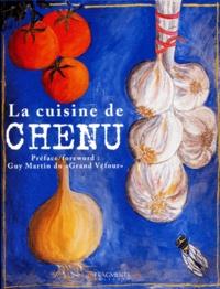 Galabria.be LA CUISINE DE CHENU. Edition français-anglais Image