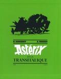 Didier Conrad et Jean-Yves Ferri - Asterix Tome 37 : Astérix et la Transitalique. Artbook - Coffret avec 12 Ex-Libris.