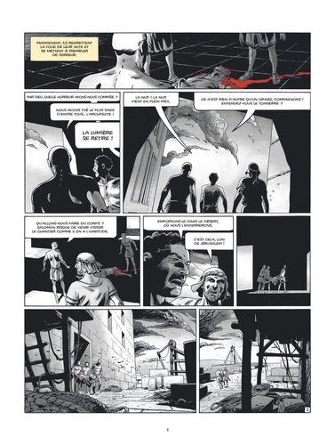 L'épopée de la franc-maçonnerie Tome 1 L'ombre d'Hiram