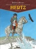 Didier Convard et Eric Adam - Le Triangle secret - Hertz Tome 4 : L'ombre de l'aigle.