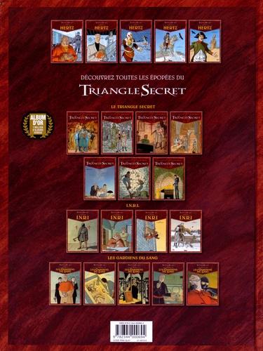 Le Triangle secret - Hertz Tome 5 La troisième mort de l'Empereur