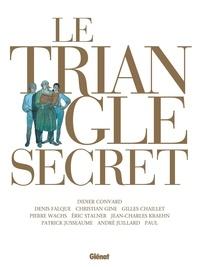 Didier Convard et Denis Falque - Le Triangle Secret Intégrale : .