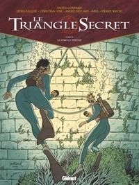 Didier Convard et Denis Falque - Le Triangle Secret Tome 6 : La Parole perdue.