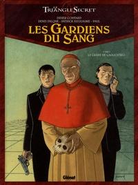 Didier Convard et Denis Falque - Les Gardiens du Sang Tome 1 : Le Crâne de Cagliostro.