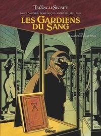 Didier Convard et Denis Falque - Les Gardiens du Sang Tome 3 : Le carnet de Cagliostro.