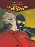 Didier Convard et Denis Falque - Les Gardiens du Sang Tome 5 : Acta est fabula.