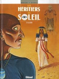 Didier Convard et Frédéric Bihel - Les héritiers du soleil Tome 8 : Illusion.
