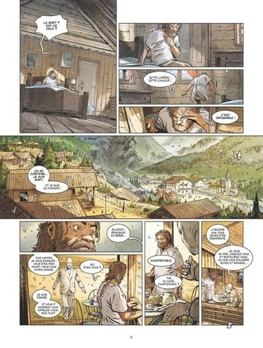 Neige origines Tome 2 Eden