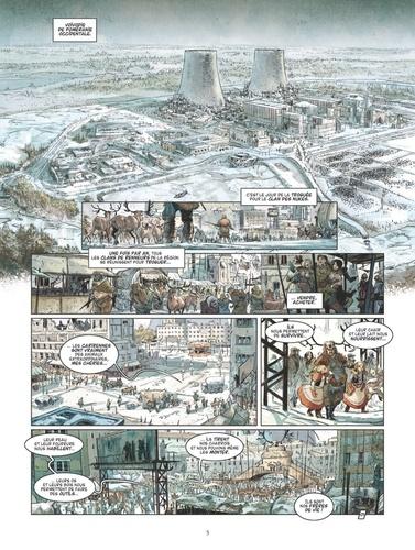 Neige origines Tome 3 Le paradis perdu
