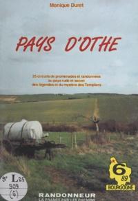 Didier Cornaille et Patrice Debeure - Pays d'Othe - 25 circuits de promenades et randonnées au pays rude et secret des légendes et du mystère des Templiers.