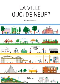 La ville quoi de neuf ? - Didier Cornille | Showmesound.org
