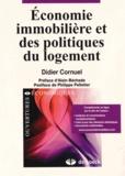 Didier Cornuel - Economie immobilière et des politiques de logement.