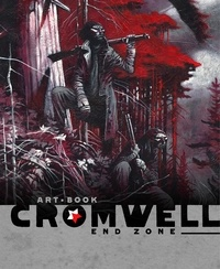 Didier Cromwell - End Zone - Artbook - The Art of Cromwell.