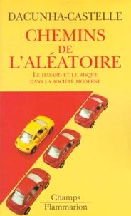 Didier Dacunha-Castelle - .