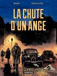 Didier Daeninckx et  Mako - La chute d'un ange.