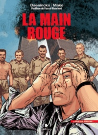 Didier Daeninckx et  Mako - La Main rouge.