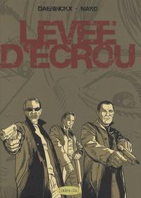 Didier Daeninckx et  Mako - Levée d'écrou.