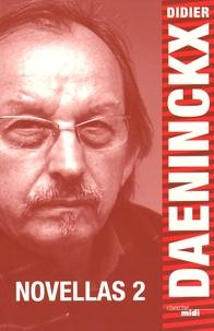 Didier Daeninckx - Novellas - Tome 2.