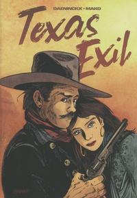 Didier Daeninckx et  Mako - Texas Exil.
