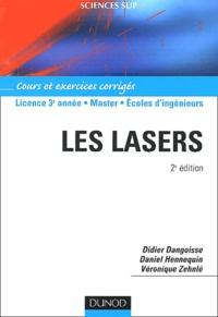 Histoiresdenlire.be Les lasers - Cours et exercices corrigés Image