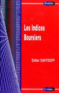 Didier Davydoff - Les indices boursiers.