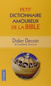 Accentsonline.fr Petit dictionnaire amoureux de la Bible Image