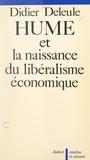 Didier Deleule et Martial Guéroult - Hume et la naissance du libéralisme économique.