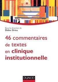 46 commentaires de textes en clinique institutionnelle.pdf