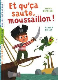Didier Dufresne et Marion Billet - Et qu'ça saute, moussaillon !.