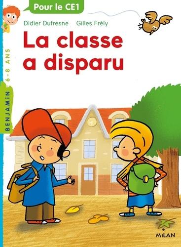 Didier Dufresne - La classe a disparu !.