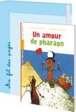Didier Dufresne et Frédéric Pillot - Un amour de pharaon - 6 romans pour la classe + fichier.