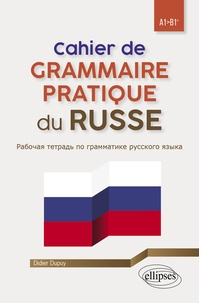 Histoiresdenlire.be Cahier de grammaire pratique du russe A1-B1+ Image