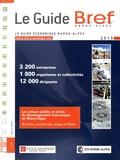 Didier Durand - Le Guide Bref  2015 - Le guide économique de Rhône-Alpes.