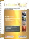 Didier Durand - Le Guide Bref - Le guide économique Rhône-Alpes.