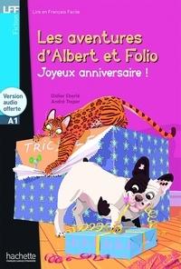 Histoiresdenlire.be Les aventures d'Albert et Folio - Joyeux anniversaire! Image