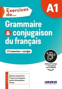 Didier - Exercices de Grammaire et conjugaison A1.