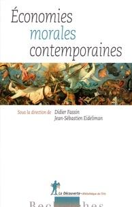 Didier Fassin et Jean-Sébastien EIDELIMAN - Recherches  : Économies morales contemporaines.