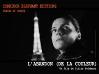 Didier Feldmann - L'abandon (de la couleur) - Court métrage et scénario.