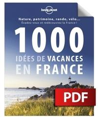Didier Férat - 1000 idées de vacances en France - Des plus classiques aux plus décalées.