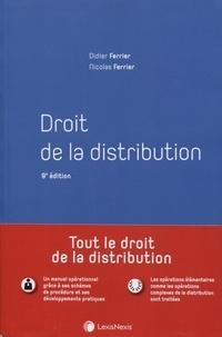 Didier Ferrier et Nicolas Ferrier - Droit de la distribution.