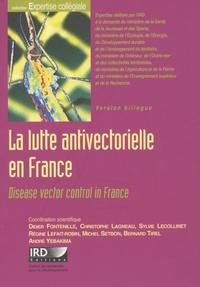Galabria.be La lutte antivectorielle en France - Edition bilingue français-anglais Image